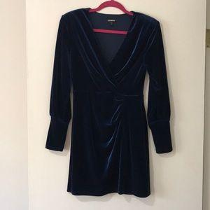 Velvet Express Mini Dress